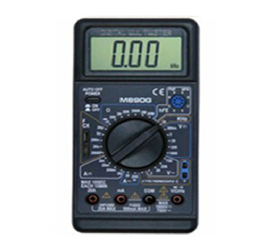 Digital Multimeter 20a 1000v : Digital multimeter v flavic tools equipment